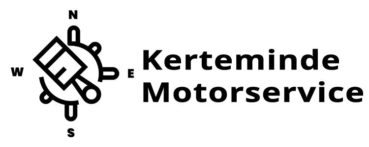 Kerteminde Motorservice logo